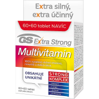 GS Extra Strong Multivitamin 60+60 tablet