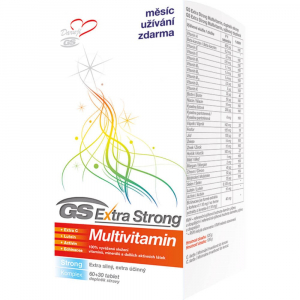 GS Extra Strong Multivitamin  60+30 tablet