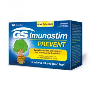 GS Imunostim Prevent 20 tablet