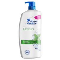 HEAD&SHOULDERS Menthol Šampon proti lupům 900 ml
