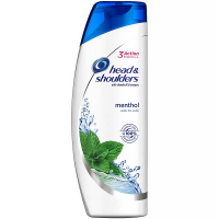 HEAD & SHOULDERS Menthol Fresh šampon proti lupům 400 ml