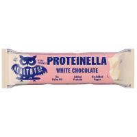 HEALTHYCO Proteinella chocolate bar s příchutí bílá čokoláda 35 g