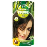 HENNA PLUS Přírodní barva na vlasy SVĚTLE HNĚDÁ 5 100 ml