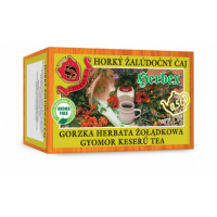 HERBEX Žaludeční hořký čaj 20x3g nálev.sáčky