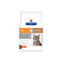 Hill's Prescription Diet™ k/d™+Mobility Feline Chicken granule 2 kg