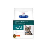 Hill's Prescription Diet™ w/d™ Feline granule 1,5 kg