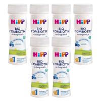 HiPP Combiotik 1 Tekuté počáteční mléko BIO 6x 200 ml