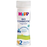 HiPP Combiotik 2 Tekuté pokračovací mléko BIO 200 ml