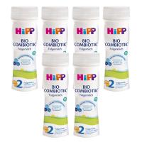 HiPP Combiotik 2 Tekuté pokračovací mléko BIO 6x 200ml