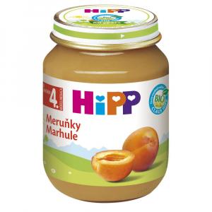 HiPP BIO Meruňky 125 g