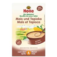 HOLLE Baby Bio kaše kukuřice s tapioka nemléčná 250 g