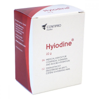 Hyiodine gel 1x22 ml