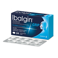 IBALGIN Grip 200 mg 24 tablet