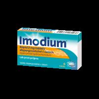 IMODIUM Rapid 2 mg 6 perorálních tablet