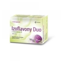 NOVENTIS Izoflavony Duo s vitamínem D 60 kaplsí