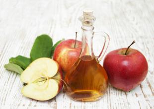 Jablečný ocet. Věděli jste, co všechno umí?
