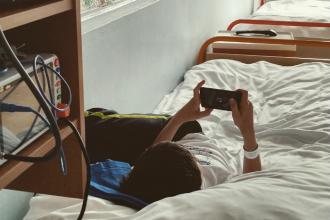 Jak se žije s celiakií: V nemocnici