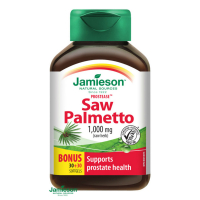 JAMIESON Prostease Saw Palmetto 125mg 60 kapslí