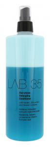 KALLOS Cosmetics Lab 35 kondicionér Duo-Phase Detangling 500 ml