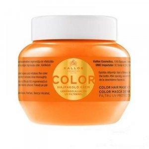 Kallos Color Hair Mask Maska pro barvené vlasy 275 ml