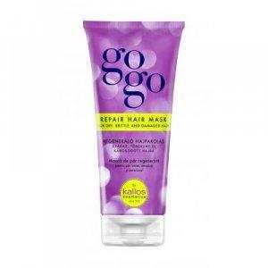 KALLOS GoGo Regenerační maska pro suché a poškozené vlasy 200 ml