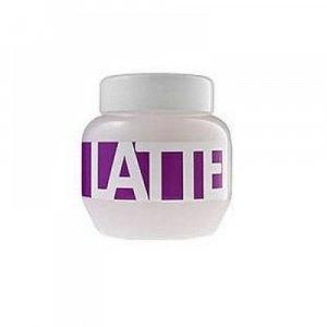 KALLOS Latte maska pro chemicky poškozené vlasy 275 ml