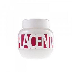 KALLOS Placenta maska pro suché a poškozené vlasy 800 ml
