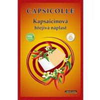 CAPSICOLLE Kapsaicinová hřejivá náplast 12x18 cm 1 kus