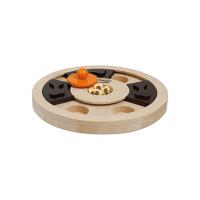 KARLIE FLAMINGO Interaktivní dřevěná hračka HERA 25x5 cm