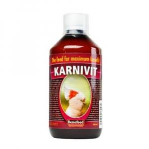 BENEFEED Karnivit pro exoty 500 ml