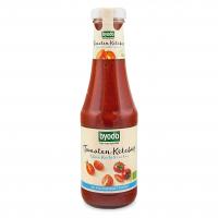 BYODO Kečup bez cukru s Agáve sirupem BIO 500 ml
