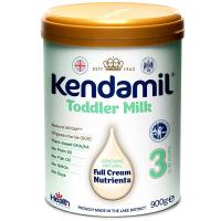 KENDAMIL 3 DHA+ Pokračovací batolecí mléko od 12 - 36 měsíců 900 g