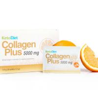 KETODIET Collagen Plus 5000 mg pomeranč 30 sáčků
