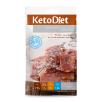 KETODIET Sušené maso krůtí jerky 3 porce