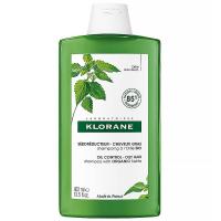 KLORANE Šampon s kopřivou mastné vlasy BIO 400 ml