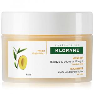 KLORANE Maska na vlasy s mangovým máslem 150 ml