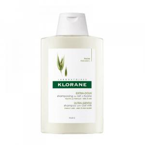 KLORANE Šampon s ovesným mlékem 200 ml