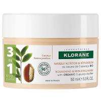 KLORANE Maska na vlasy s BIO Cupuacu máslem 150 ml
