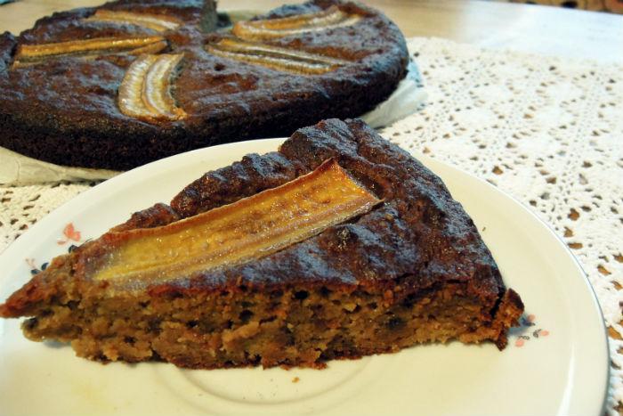 Kuchařkou: Banánový koláč