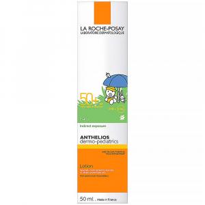 LA ROCHE-POSAY Anthelios Dermo-Pediatrics bébé mléko pro kojence SPF 50+ 50 ml