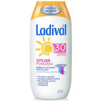 LADIVAL Mléko na opalování Citlivá pokožka OF30 200 ml