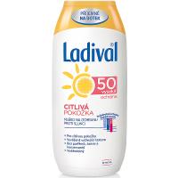 LADIVAL Ochranné mléko pro citlivou pokožku OF 50 200 ml
