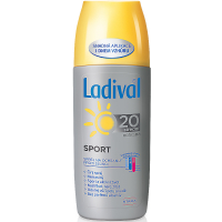 LADIVAL Sport OF 20 Sprej na opalování 150 ml