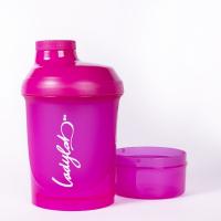 LADYLAB Shaker 300 ml + 1 zásobík