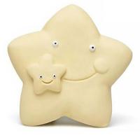 LANCO masážní kousátko Hvězdičky