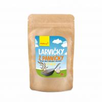 WOLFBERRY Larvičky z pánvičky česnek bezlepkové 20 g