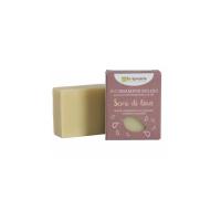 LA SAPONARIA Tuhý šampon se lněným olejem BIO 100 g