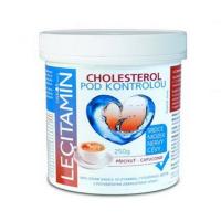 LECITAMIN Lecitamin-lecitino-proteinový nápoj Capuccino 250 g