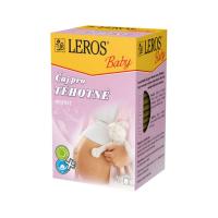 LEROS BABY Čaj pro těhotné 20 sáčků