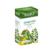 LEROS Diabetan léčivý čaj 20 sáčků
